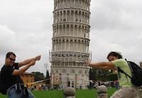 A Torre de Pisa