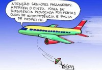 As regras e normas estúpidas da aviação civil
