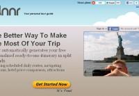 Site cria roteiros de viagem automaticamente