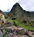 Comprando o ingresso para Machu Picchu