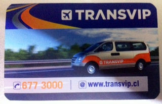 Cartão Transvip