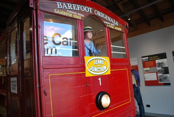 Museu do Cable Car | Versão de 1905