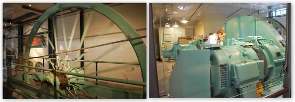 Museu do Cable Car | Sala de Máquinas