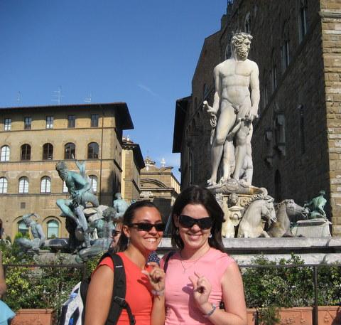 Foto Jacu - Netuno em Firenze