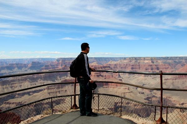Bike Tour no Grand Canyon