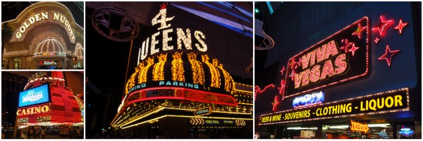 Freemont em Las Vegas