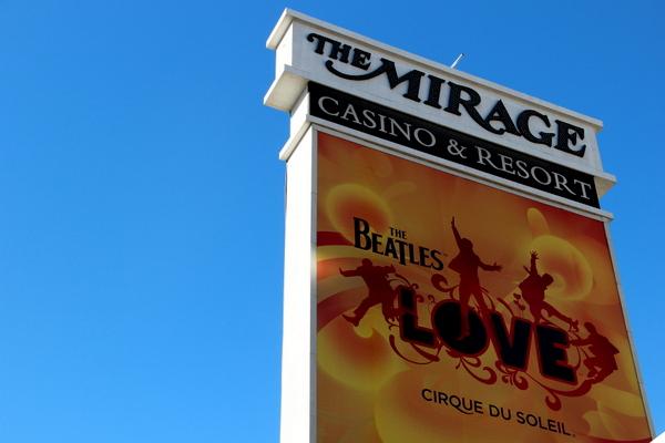The Mirage   Las Vegas
