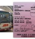 Como ir do aeroporto para Cancun ou Playa Del Carmen
