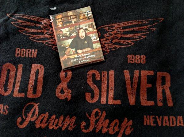Las Vegas | Loja de Penhores | Camiseta e Imã de Souvenir