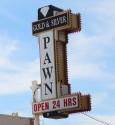 Las Vegas: Visitando a loja de penhores do Trato Feito