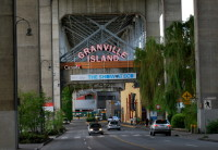 Vancouver: Visitando Granville Island