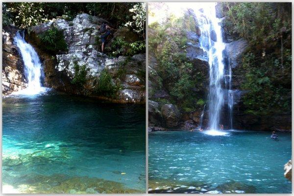 Cachoeira de Santa Bárbara   Destaque