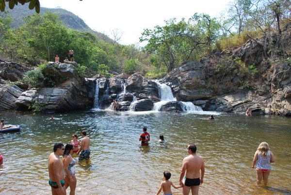 Cachoeira da Araras | Pirenópolis
