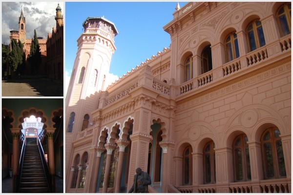 Castelo de la Glorieta - Sucre - Bolívia