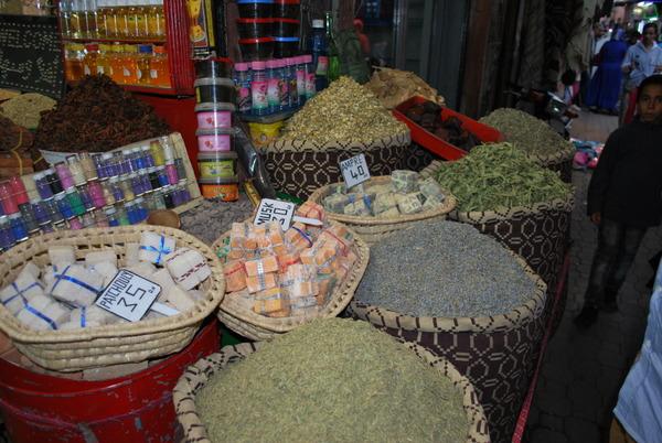 Mercado em Marrakesh | Marrocos