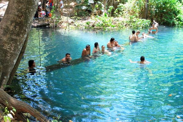 Lagoa Azul - Formosa - Goiás - 03
