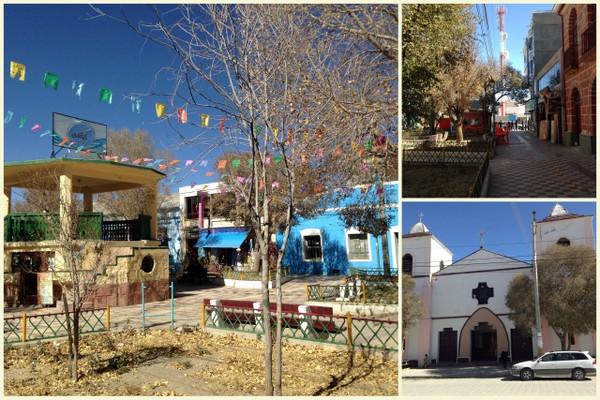 A cidade de Uyuni