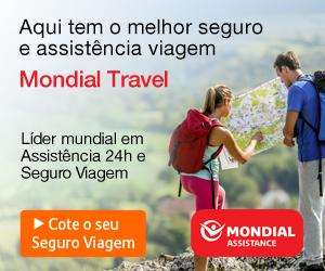 Mondial Seguro   Você viaja seguro?