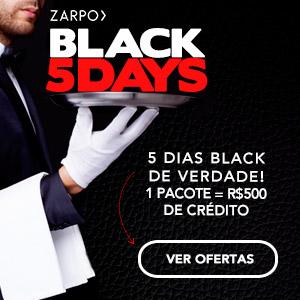 Zarpo Viagens | Black Five Days