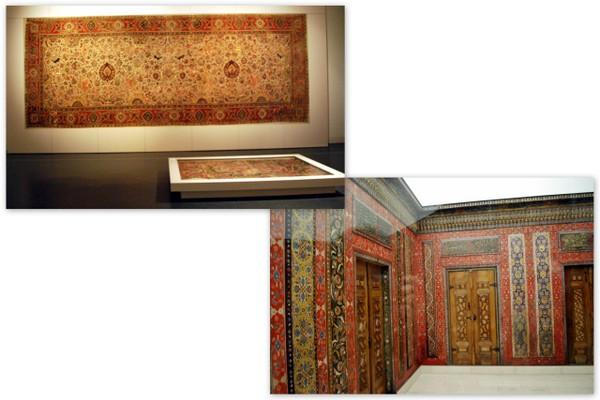 Arte Islâmica no Pergamon Museum em Berlim