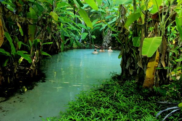O Fervedouro do Ceiça no Jalapão