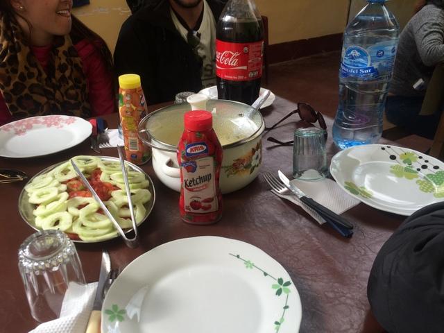 Comida Boliviana | Água