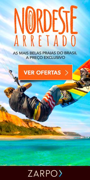 As mais belas praias do Brasil por um preço exclusivo