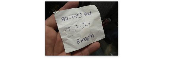 Cartão de Embarque de Ônibus em Myanmar