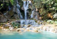 Conheça as cachoeiras do Laos