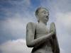 Estátua de Buda em Ayutthaya
