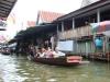 Mercado Flutuante de Bangkok 2