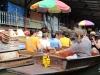 Mercado Flutuante de Bangkok 3