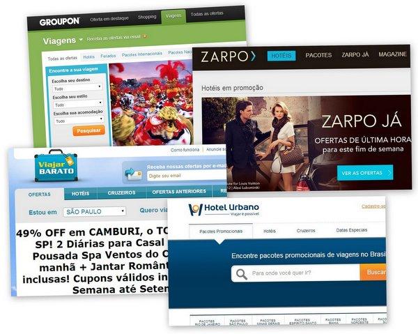 Compras Coletivas de Viagem | Economia ou Cilada? | Zarpo, Hotel Urbano, Groupon, Viajar Barato
