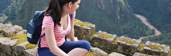 De mochila em Machu Picchu | Peru