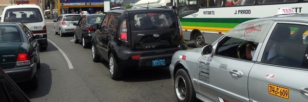 Trânsito em Lima | Peru