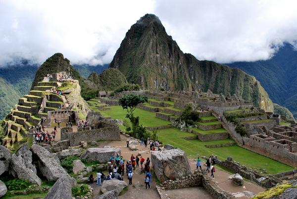Visão de Machu Picchu | Peru
