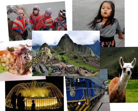 As várias faces do Peru