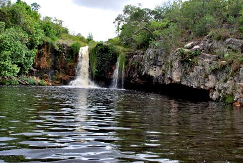 Cachoeira de São Bento | Chapada dos Veadeiros | 1