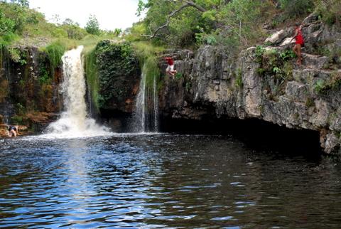 Cachoeira de São Bento   Chapada dos Veadeiros   2
