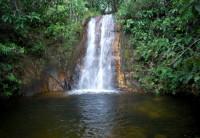 Chapada dos Veadeiros: Cachoeira dos Cristais