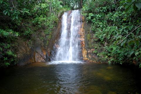 Cachoeira dos Cristais | Chapada dos Veadeiros