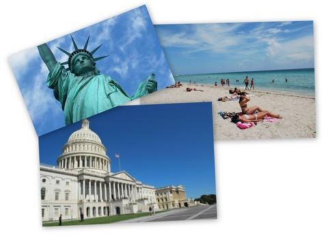 Nosso Roteiro: Nova York, Washington e Miami