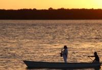 João Pessoa: O pôr do sol na Praia do Jacaré