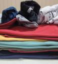 Usando sacos organizadores a vácuo para fazer as malas