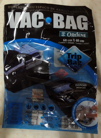 Teste do Vac Bag | 10