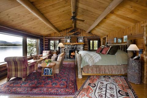 Lake Placid Lodge no estado de Nova York