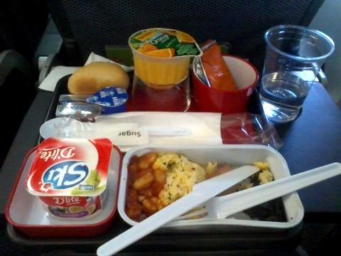 Qantas Air | Serviço de Bordo