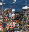 Como é o carnaval em Salvador