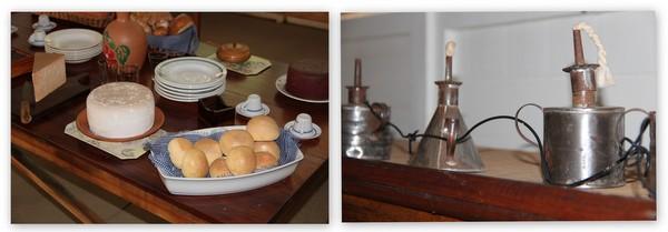 Museu do Catetinho | Lamparina, Queijo e Pão de Queijo