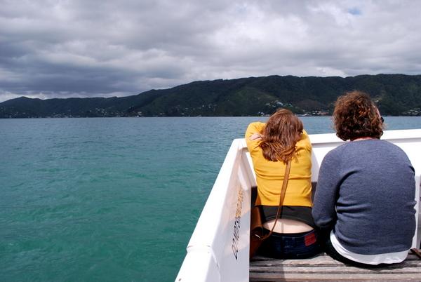Passeio de Barco em Wellington | Nova Zelândia | 2